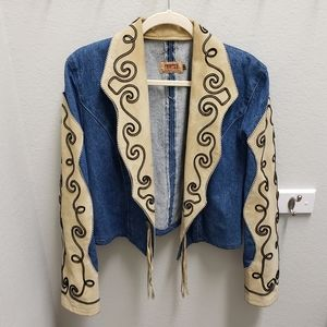 Phoenix USA Frontier Collection Leather Jacket
